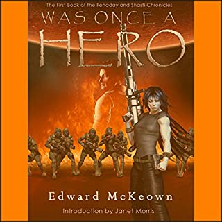 Was Once a Hero cover art
