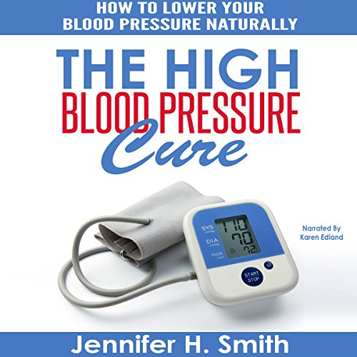 The High Blood Pressure Cure cover art