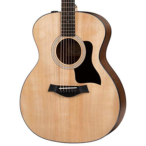 Taylor 114e Acoustic-Electric Guitar - Natural Sitka Spruce