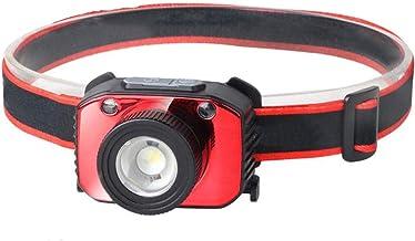 LED koplamp Zoomable koplampen, oplaadbaar, outdoor avontuur, nachtvissen, trailrunning, super helder licht, lange opname,...