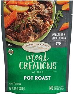Orrington Farms Meal Creations Sauce, Pot Roast, 3Count