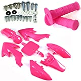TC-Motor Pink Body Work Fender Plastic Fairing Kit...