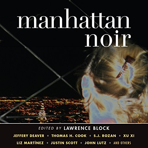 Manhattan Noir audiobook cover art