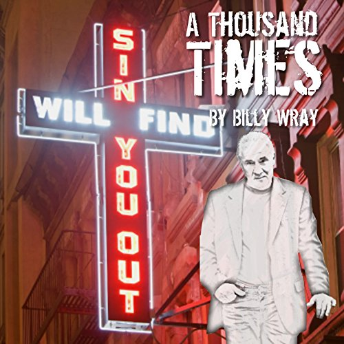 A Thousand Times audiobook cover art