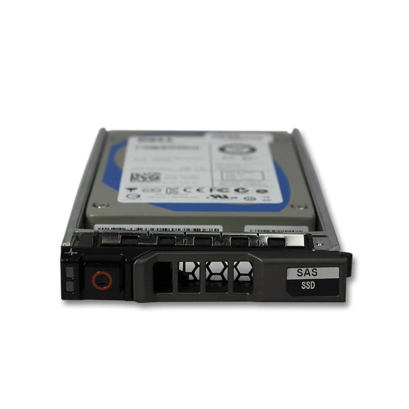がっかりした戦闘もろいDell 400GB 12Gbps SAS MU MLC 2.5 SSD PX02SMF040 (HKK8C) (リニューアル)