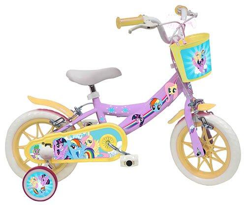 Hasbro- My Little Pony 12-Bicicletta per Bambina, 17284