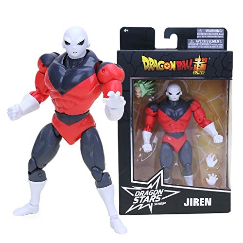 6.3 Zoll Dragon Ball Super Jiren PVC Actionfigur Dragon Stars Serie Figur Dragonball Figurensammlung Model Dolls Toys