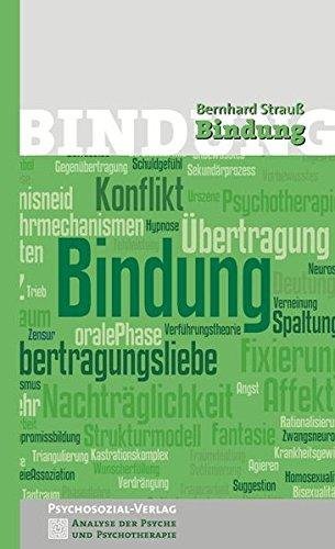 Bindung (Analyse der Psyche und Psychotherapie)