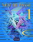 Mot de Passe 1. Livre de l'Élève - 9788467351651