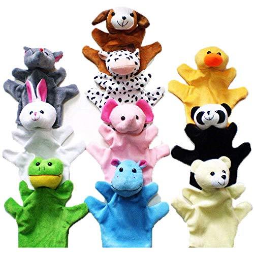 YCX Marioneta Dedo Mano marioneta Conjunto Dedo marioneta