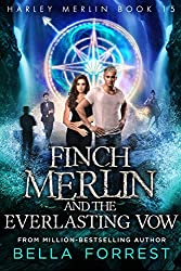 Cover of Harley Merlin 15: Finch Merlin and the Everlasting Vow
