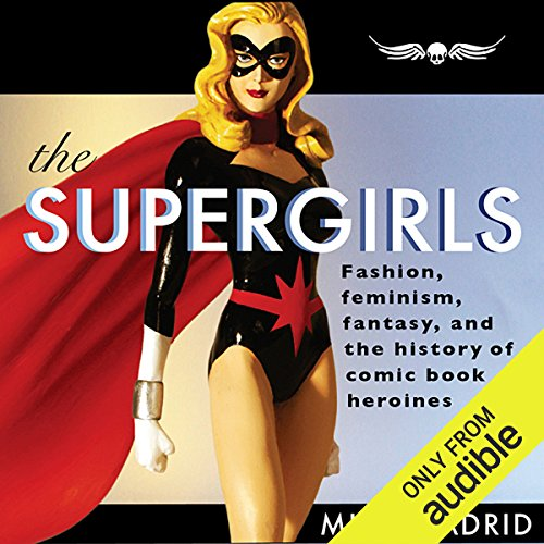 The Supergirls audiobook cover art