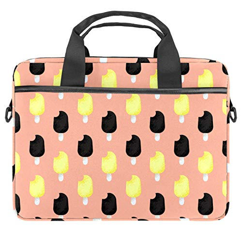 Laptop Bags, Cases and Sleeves for Business Commuting, Professional Travel and Laptop Protection for up to 13.4' - 14.5' Notebooks Summer Ice Lolly