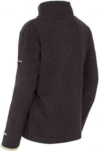 Trespass Etto Boys Half Zip Outdoor Fleece Lightweight Warm Jumper Pullover