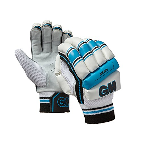 GM Neon Batting Handschuh, Unisex, Neon, blau