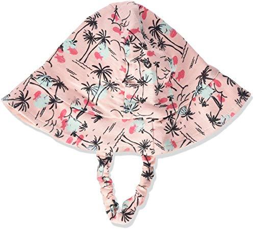 Noppies G Hat Christiansburg AOP Bonnet, Multicolore (Impatience Pink P029), Unique (Taille Fabricant: 0M-3M) Bébé Fille