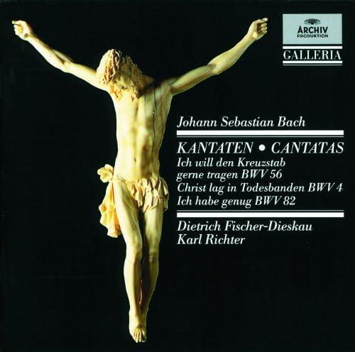 Dietrich Fischer-Dieskau, Münchener Bach-Chor, Münchener Bach-Orchester & Karl Richter
