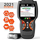 INNOVA 7100P OBD2 Scanner Enhanced OBDII Car Code Reader Check SRS ABS Engine Diagnostic with Oil Light Reset,Battery Replacement Registeration,Battery Alternator Test Bluetooth