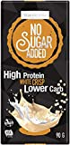 Frankonia No Added Sugar High Protein White Crisp Schokolade 12 x 90g