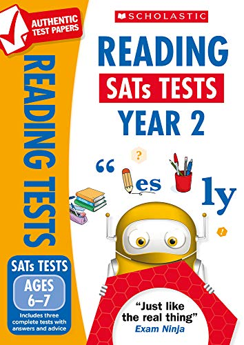 KS1 Reading SATs Practice Papers for the 2021 test: Year 2 (National Curriculum SATs Tests)