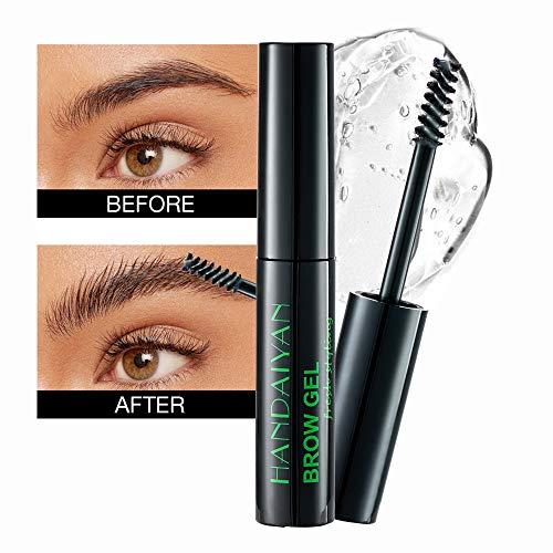 GL-Turelifes Gel de coiffage pour sourcils liquide 3D crème de mise en forme des sourcils plumeux imperméable naturel sauvage colle de coiffage des sourcils longue durée Gel pour les sourcils