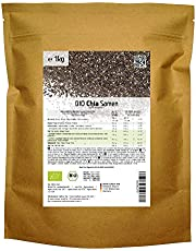 BIO las semillas de Chía ( «Salvia hispanica» ) 1kg