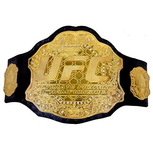 UFC Championship Gürtel echt Leder Ultimate Fighting Replica Größe 129,5  Abbildung 2