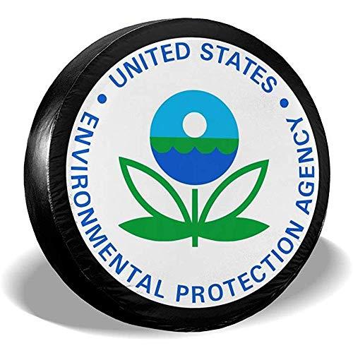 LYMT Environmental Protection Agency EPA Reserverad Reifendeckel für Anhänger RV SUV LKW Reiseanhänger Zubehör