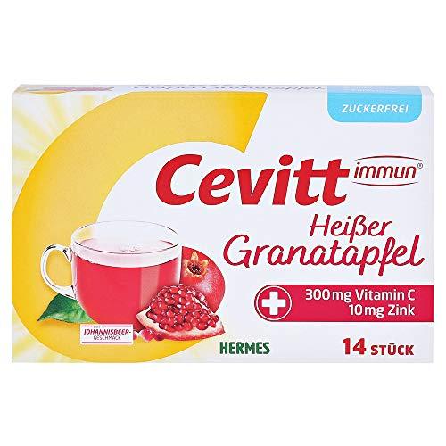 Cevitt immun Hei�er Granatapfel zuckerfrei, 14 St