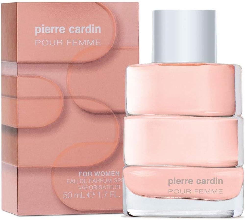pierre cardin, eau de parfum per donna, 50 ml 027007