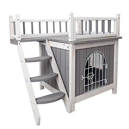 Petsfit 28' LX21 WX25 H Indoor Cat House