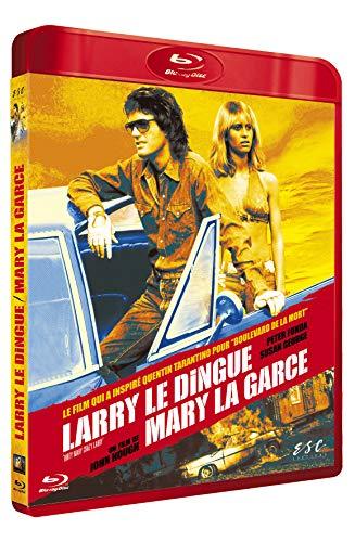 Larry Le DINGUE, Mary LA GARCE [Blu-Ray]