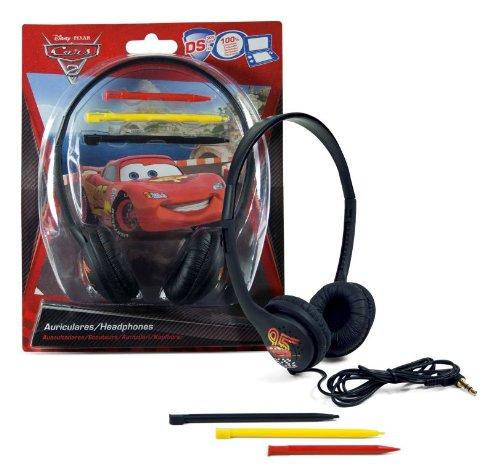 Indeca CW-625 Headset AND Stylus PACK CARS 2 Pack accessori
