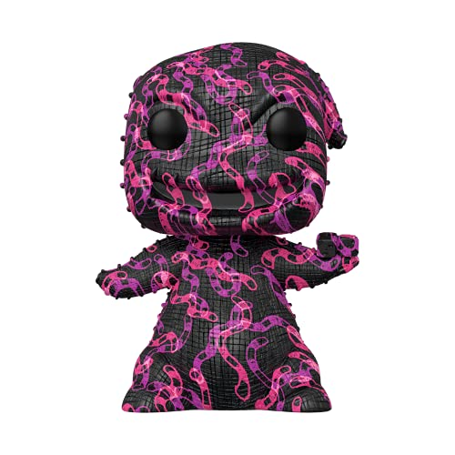 Funko Pop! Disney: Nightmare Before Christmas - Oogie (Artist's Series) with Protective Case