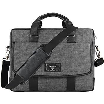 Laptop Messenger Shoulder Bag for Microsoft Surface Laptop 4 3 15  Surface Book 1 2 13.5 inch