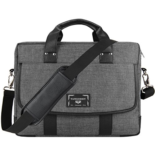 VanGoddy Chrono Laptop Bag for Dell Inspiron/Latitude/XPS/G3 G5 G7 15 Gaming/Precision/Vostro/Alienware 14