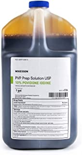 PVP Prep Solution - Item Number 036EA - 1 Gallon - 1 Each / Each