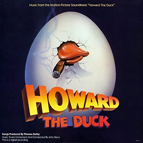 John Barry - Howard The Duck (Music From The Motion Picture Soundtrack) - MCA Records - MCA-6173