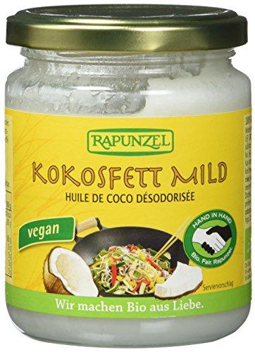 Rapunzel Kokosfett mild HIH Bio, 200 g