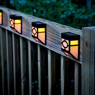 Diseño Solar LED luz de la pared luces de jardín