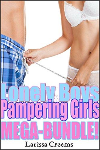 Lonely Boys & Pampering Girls...an ABDL Mega-Mega-Bundle! (English Edition)