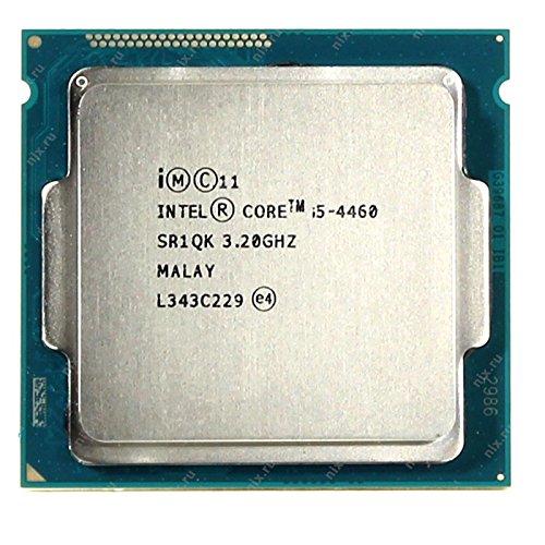 Intel - Procesador CPU Core I5-4460 3,20 GHz, 6 MB 5GT/s, FC