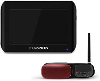Furrion Vision S 5 inch Wireless RV Backup System with 1 Rear Markerlight Camera, Infrared Night Vision and Wide Viewing Angle - FOS05TASR