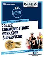 Police Communications Operator Supervisor (Career Examination)