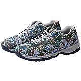 JRY Zapatos de Senderismo Ligeros para Hombre - Botas de Senderismo y Senderismo Ligeras Impermeables al Aire Libre para Acampar Senderismo Montañismo Off-Road