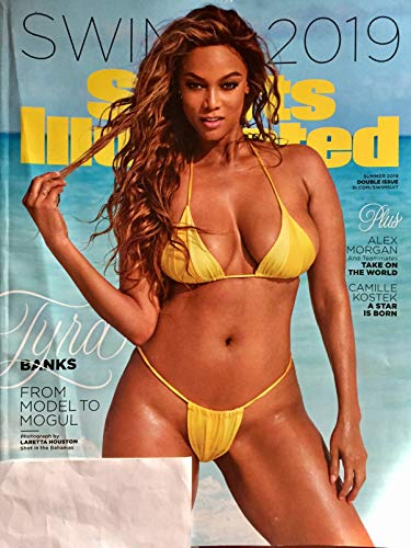 Sports Illustrated Swimsuit 2019 (1 of 3 covers options will be shipped)