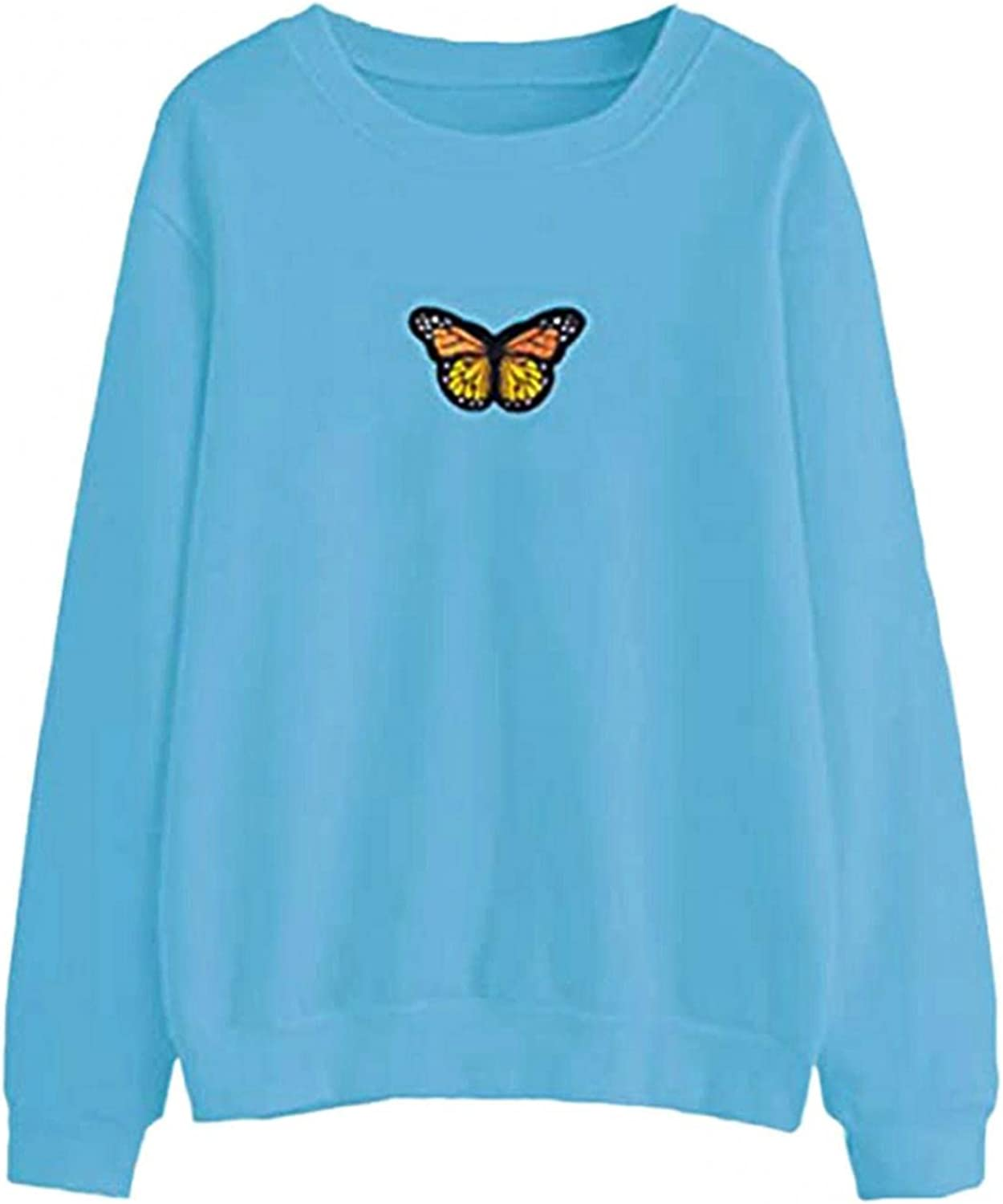 UOCUFY Womens Hoodies, Womens Casual Sweatshirts Long Sleeve Cute Printing Plus Size Pullover Hoodies Autumn and Winter