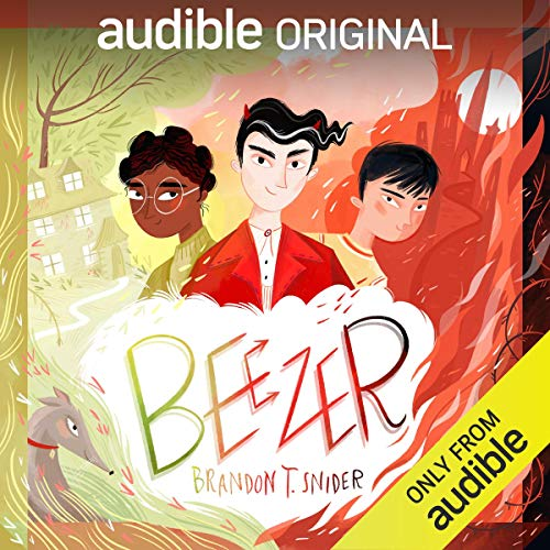Beezer audiobook cover art