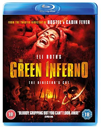 The Green Inferno [Blu-ray] [2015]