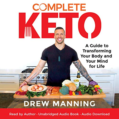 Complete Keto audiobook cover art